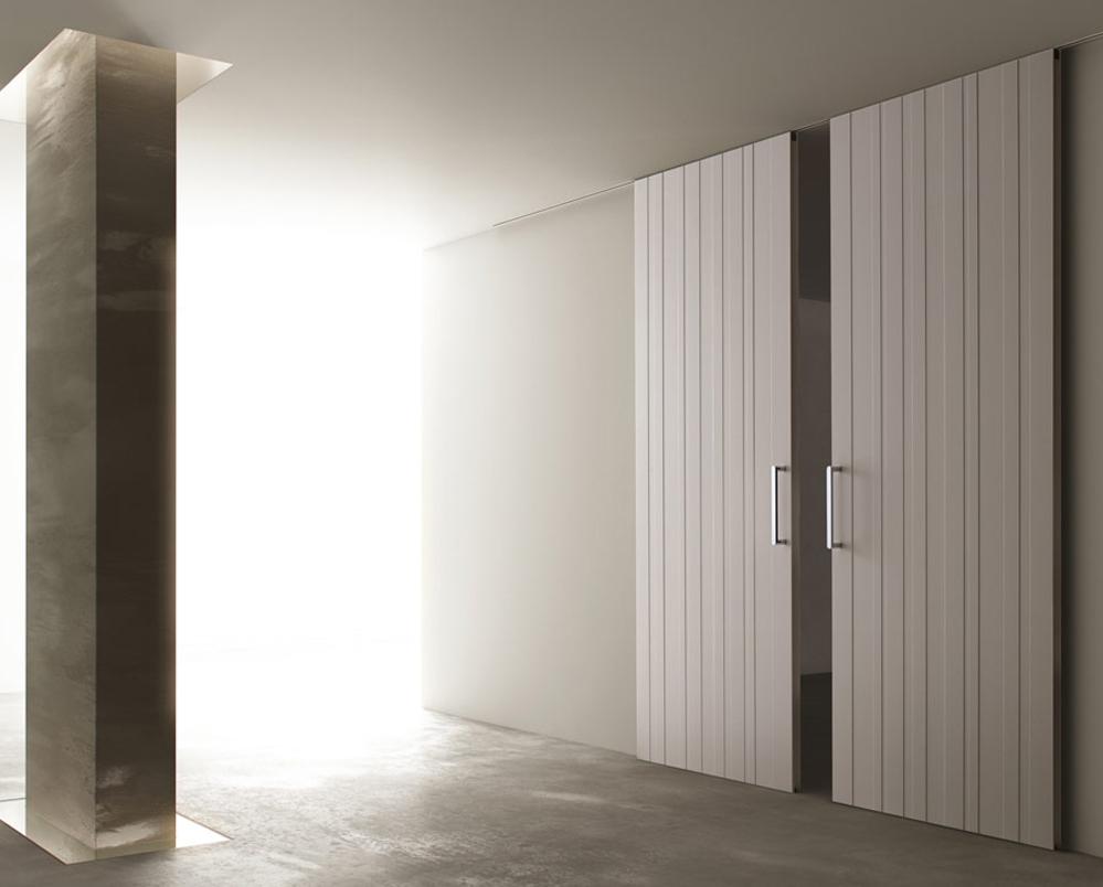 Porte scorrevoli dpm serramenti - Grandi porte scorrevoli ...
